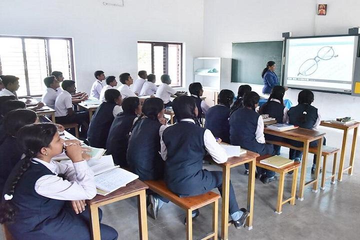 Jai Matha Public School-Class Room