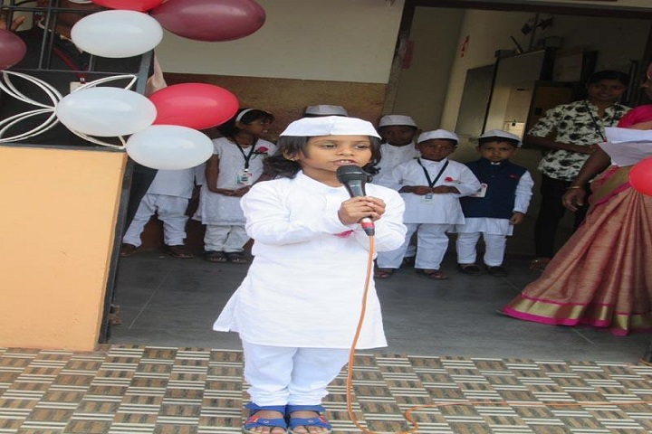 Jai Matha Public School-Fancy Dress Competition