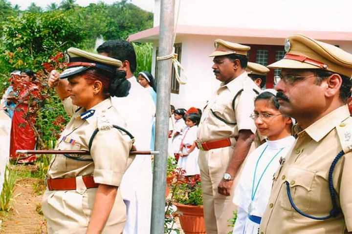 Jai Matha Public School-Independence Day