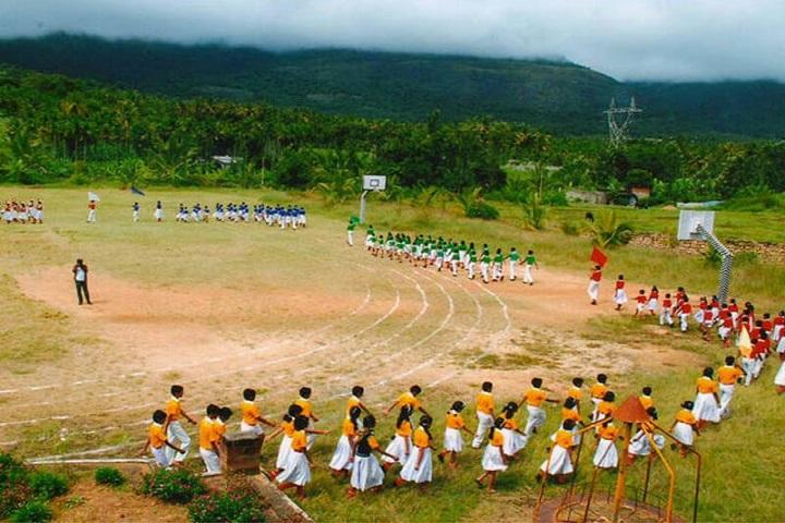 Jai Matha Public School-Play Ground