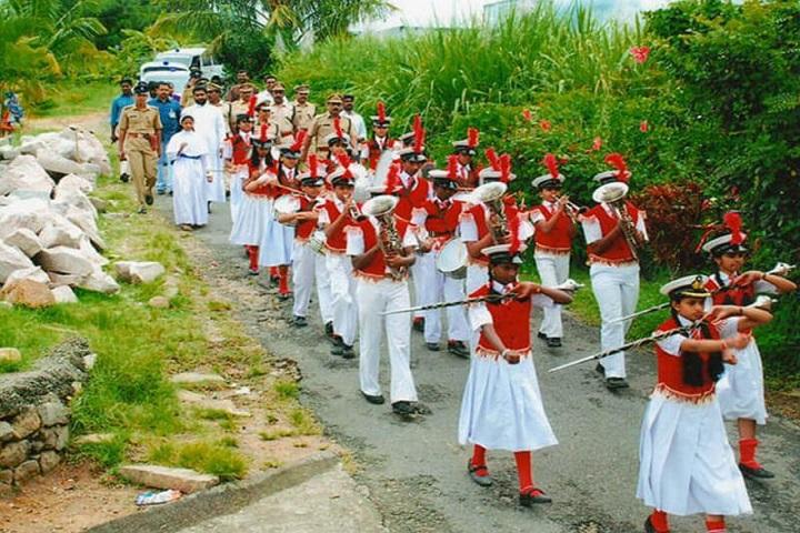 Jai Matha Public School-School Band