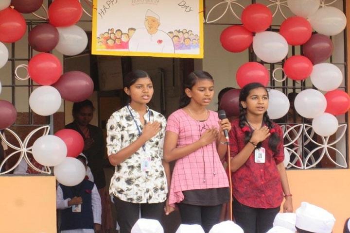Jai Matha Public School-Singing