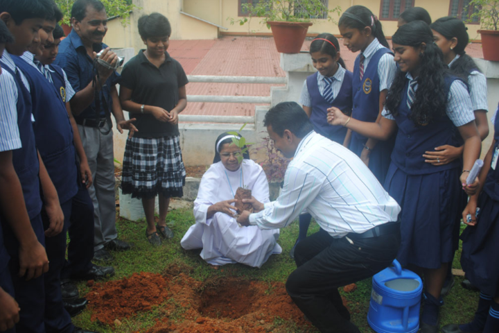 Jai Rani Public School-Environment Day