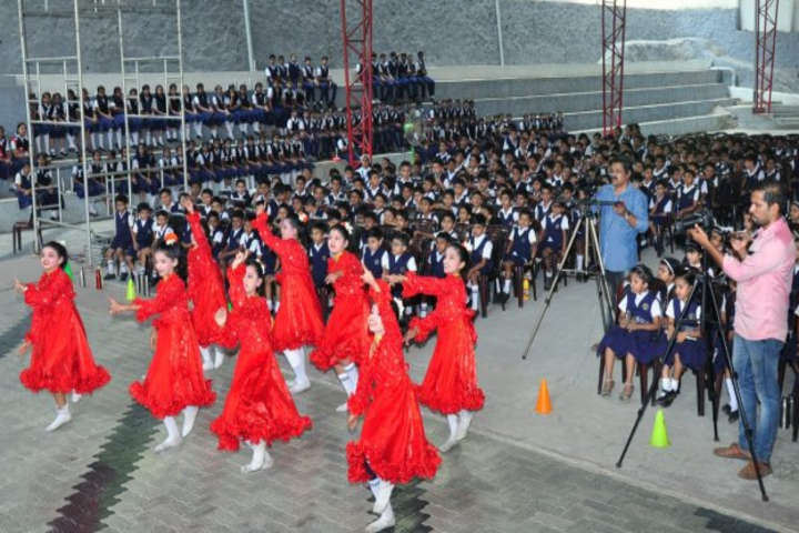 Jai Rani Sabs Public Scool-Event
