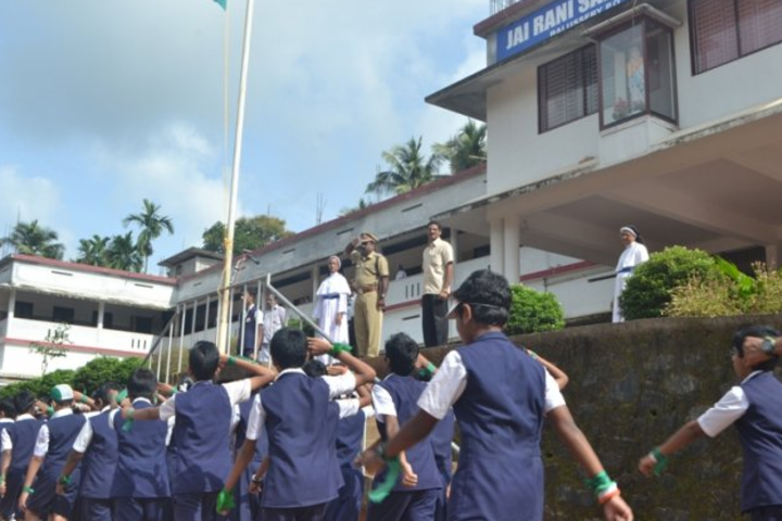 Jai Rani Sabs Public Scool-Independence Day