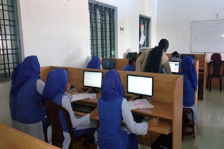 Jama Ath Residential Public School-Computer Lab