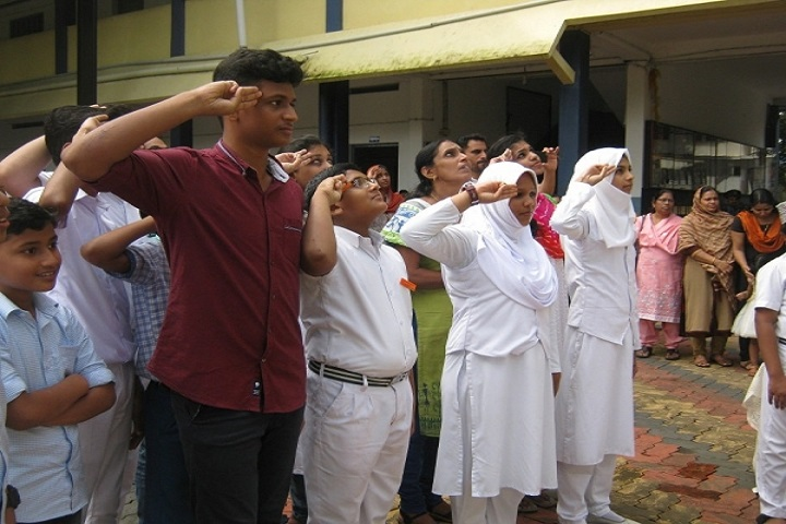 Jama Ath Residential Public School-Independence Day