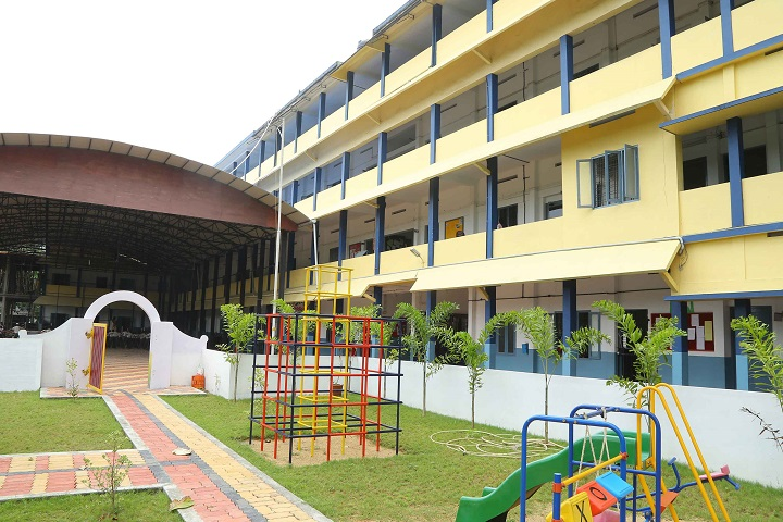 Jama Ath Residential Public School-Kids Park