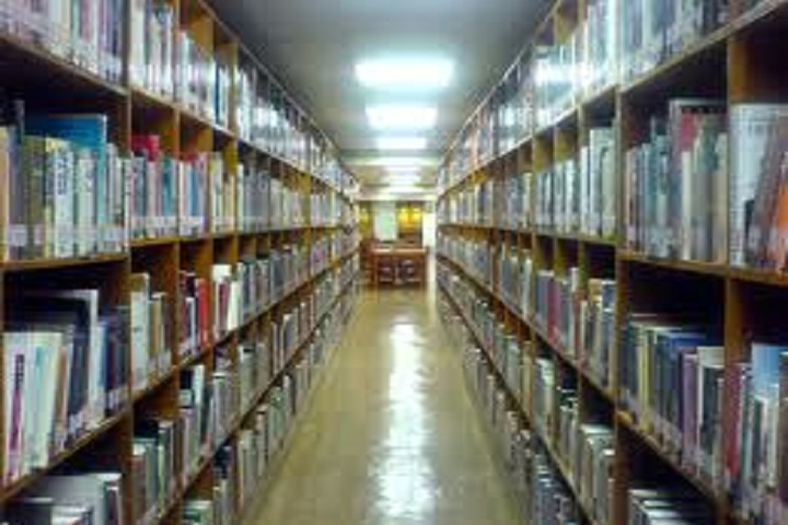 Jama Ath Residential Public School-Library