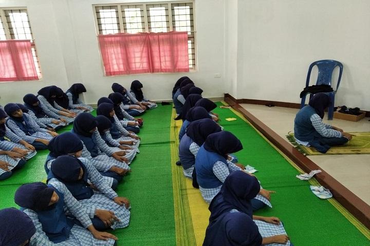 Jama Ath Residential Public School-Prayer Hall