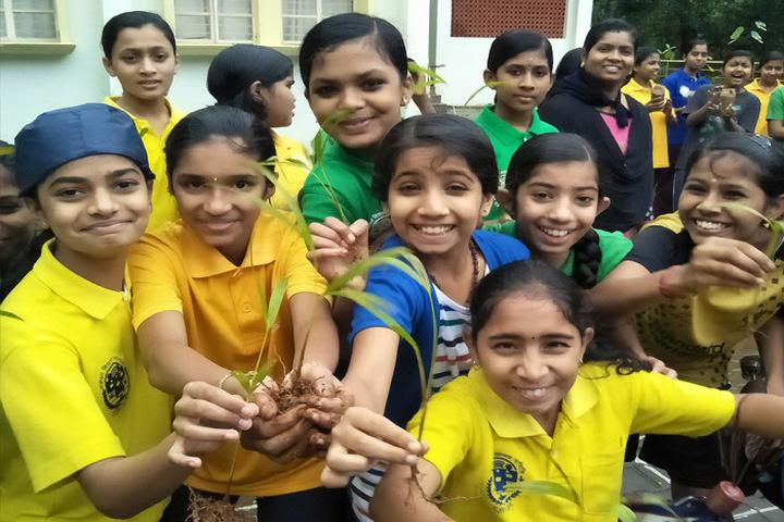 Jawahar Navodaya Vidyalaya-Earth  Day