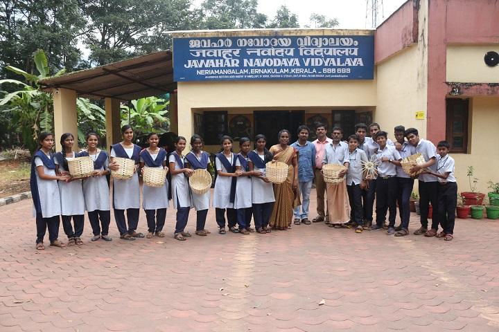Jawahar Navodaya Vidyalaya-Arts Classes