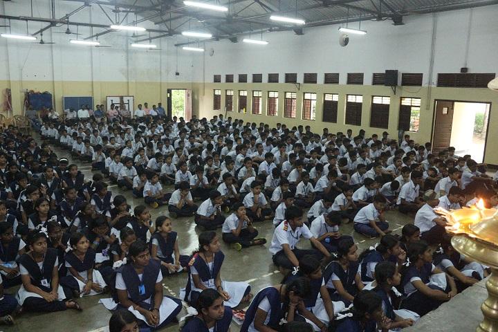 Jawahar Navodaya Vidyalaya-Students Meeting