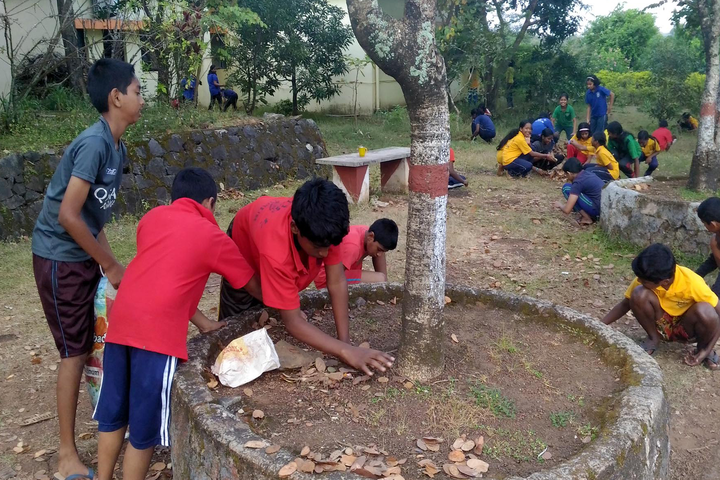 Jawahar Navodaya Vidyalaya-Cleaness Activity