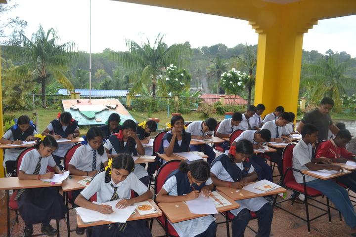 Jawahar Navodaya Vidyalaya-Drawing Competition
