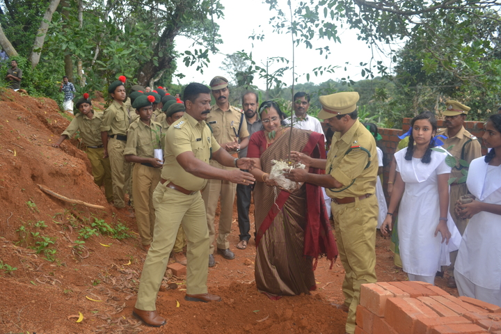Jawahar Navodaya Vidyalaya-NCC Camp