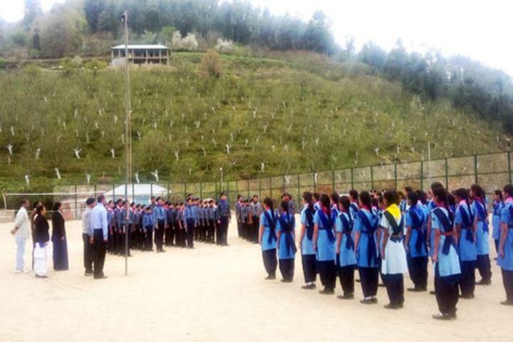 Jawahar Navodaya Vidyalaya-Scouts And Guide