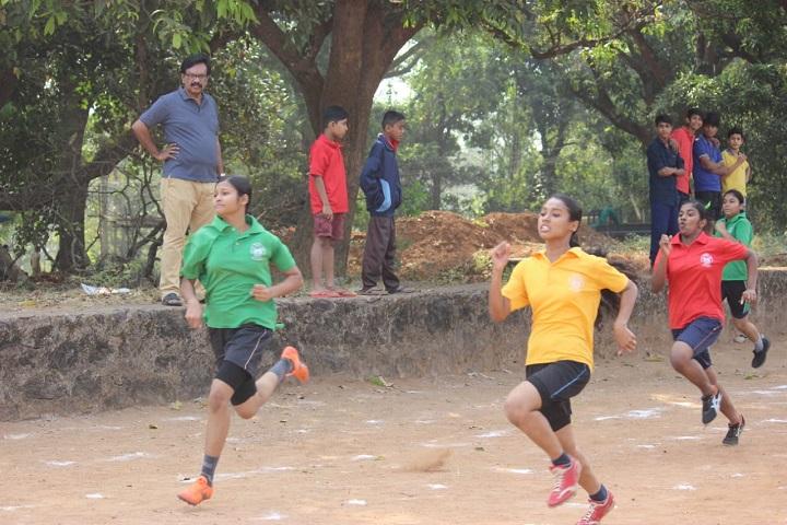 Jawahar Navodaya Vidyalaya-Running Competition