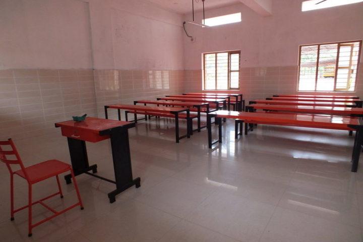 Jawahar Public School-Classroom