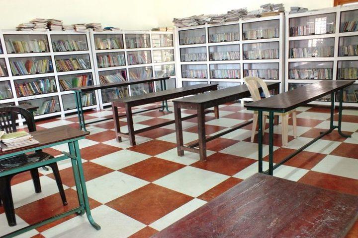 Jawahar Public School-Library