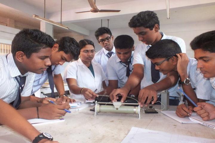Jawahar Public School-Physics Lab