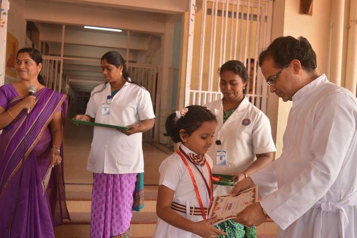 Jawahar Public School-Prize Distribution