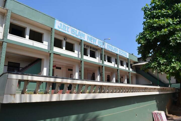JDT Islam New Hope English School-Campus View
