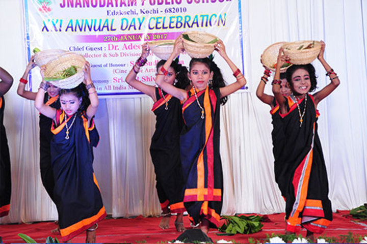 Jnanodayam Public School-Annual Day