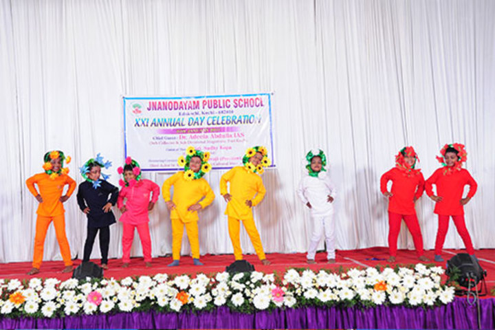 Jnanodayam Public School-Fancy Dress