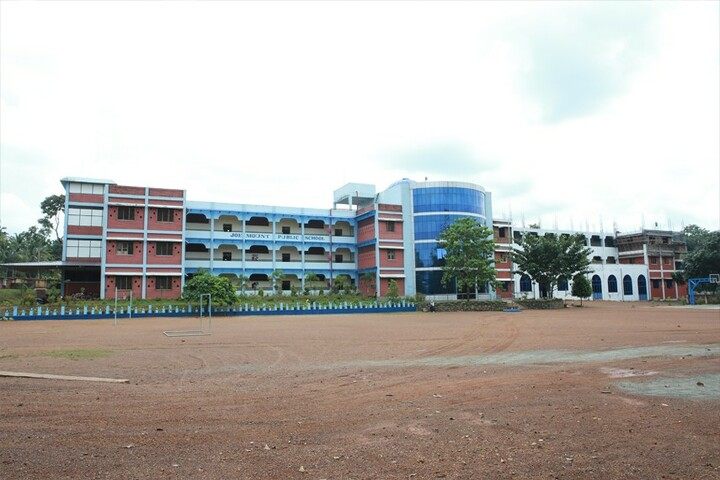 Joe Mount Public School-Campus View