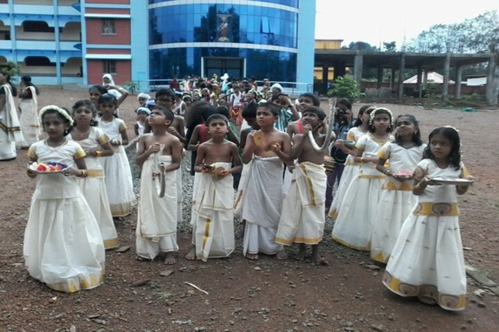 Joe Mount Public School-Onam Celebrations