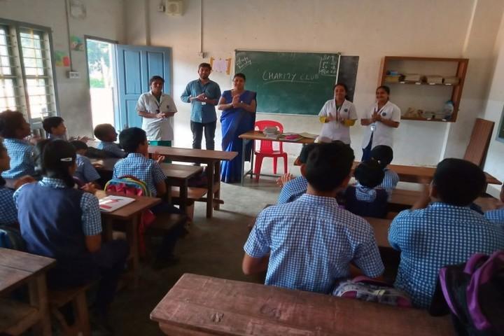 Junior Baselios English Medium School-Charity Club