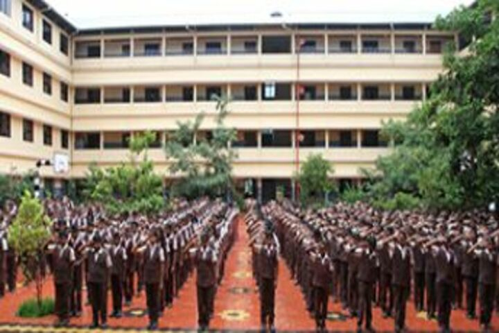 Jyothi Nikethan English Medium School-Assembly