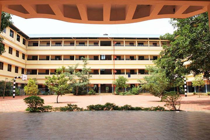Jyothi Nikethan English Medium School-Campus View