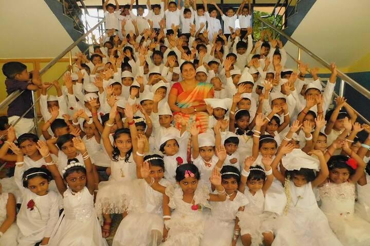 Jyothi Nikethan English Medium School-Childrens Day