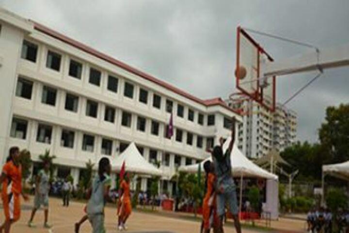 Jyothi Nikethan English Medium School-Playground