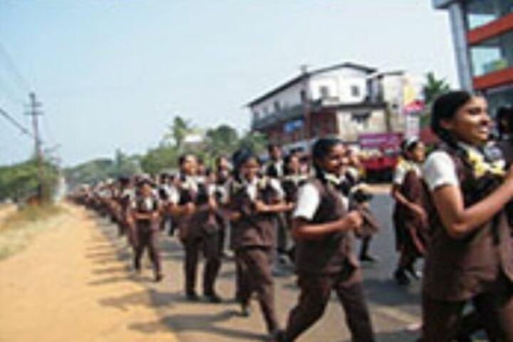 Jyothi Nikethan English Medium School-Rally