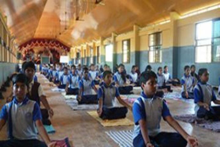 Jyothi Nikethan English Medium School-Yoga