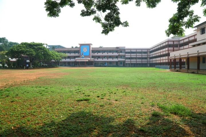 Jyothi Nivas Public School-Campus View