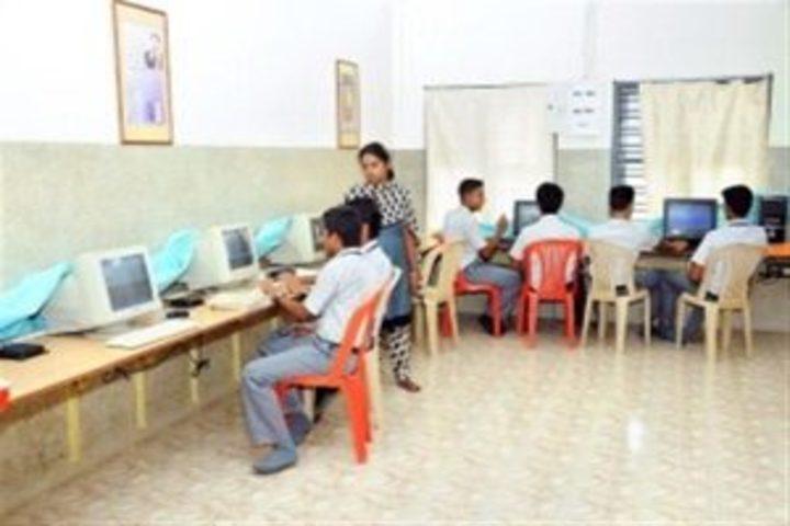 Jyothi Nivas Public School-Computer Lab