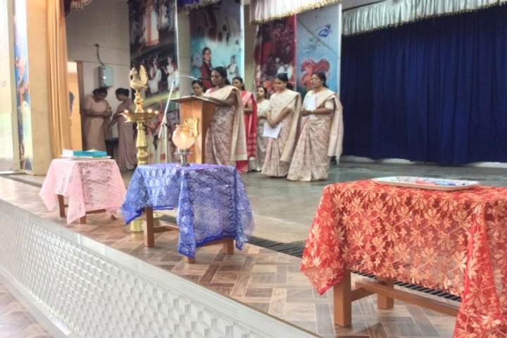 Jyothi Nivas Public School-Inaugural Ceremony