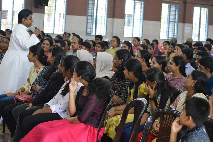 Jyothi Nivas Public School-Orientation Programme