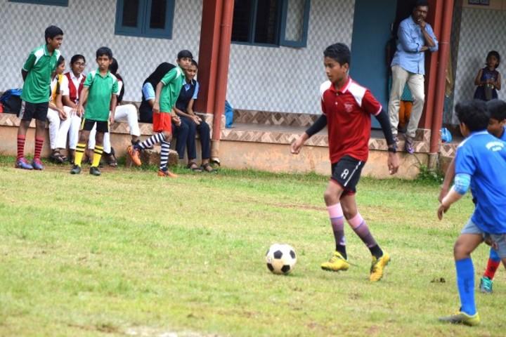 Jyothi Nivas Public School-Sports