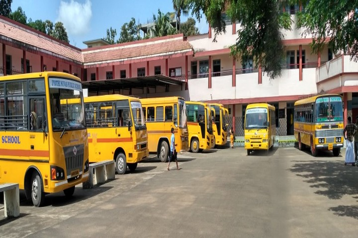 Jyothi Nivas Public School-Transport