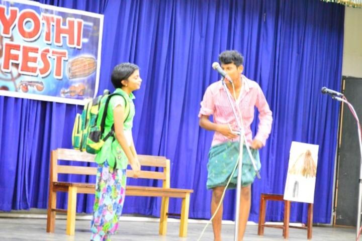 Jyothi Nivas Public School-Youth Fest
