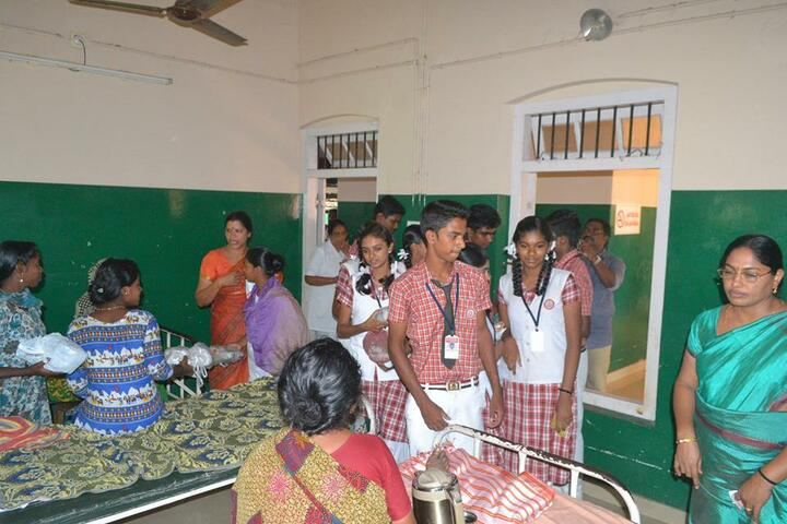 Jyoti Nilayam Secondary School-Relief Fund