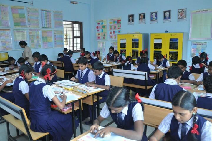 K N Sathyapalan Memorial Sree Narayana Central School-Maths Lab