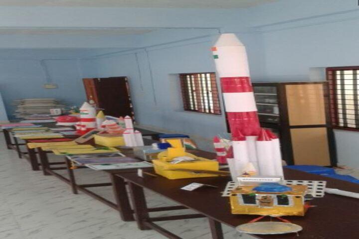K N Sathyapalan Memorial Sree Narayana Central School-Science Exhibition
