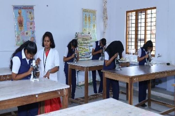 K P M Model School-Biology Lab