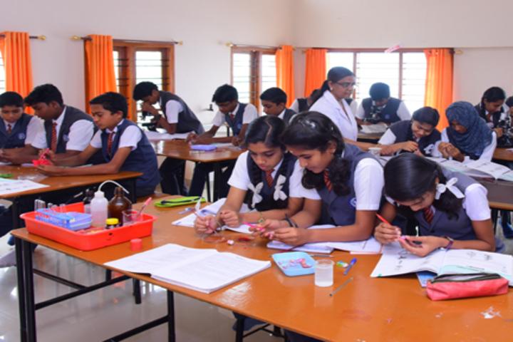 Kairali Vidya Bhavan-Biology Lab